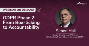 Simon hall pridatect webinar