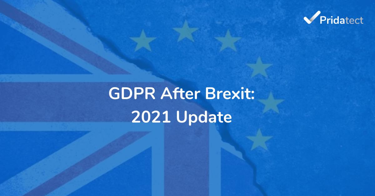gdpr after brexit update 2021
