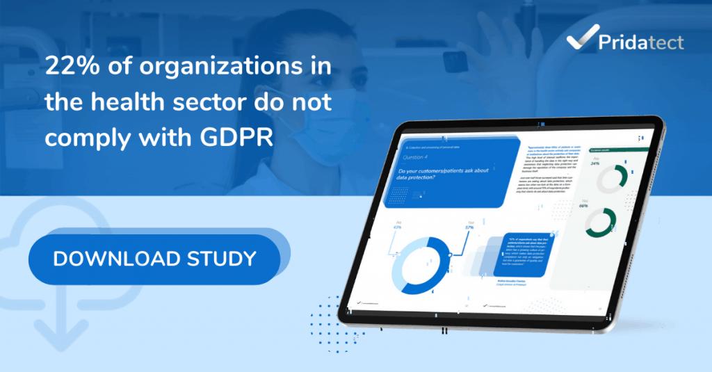 GDPR Study Health Sector